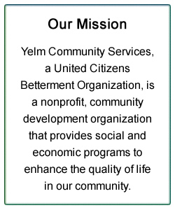 Yelm Community Services' Mission Statement